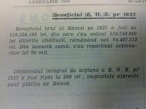 19 dividend BNR