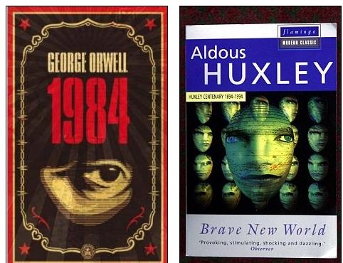 "Orwell + Huxley = China, the Guilty Temptation of the ""Free World"""